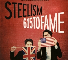 615 TO FAME STEELISM, CD