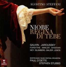 NIOBE REGINA DI TEBE PHILIPPE JAROUSSKY/KARINA GAUVIN/PAUL O'DETTE/BOSTON A. STEFFANI, CD