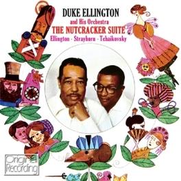 NUTCRACKER SUITE ELLINGTON, DUKE -ORCHESTR, CD