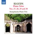 PIANO TRIOS NO.27-30 KUNGSBACKA PIANO TRIO