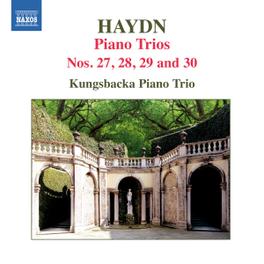 PIANO TRIOS NO.27-30 KUNGSBACKA PIANO TRIO J. HAYDN, CD