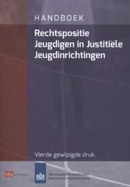 Rechtspositie jeugdigen in justitiele jeugdinrichtingen Ministerie van Veiligheid en Justitie, Paperback