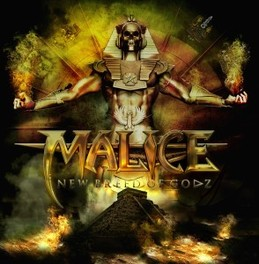 NEW BREED OF GODZ-CD+DVD- MALICE, CD