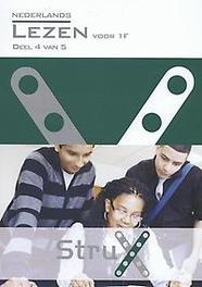 Strux: Nederlands Lezen voor 1F deel 4 Verhey, Gerda, Hardcover