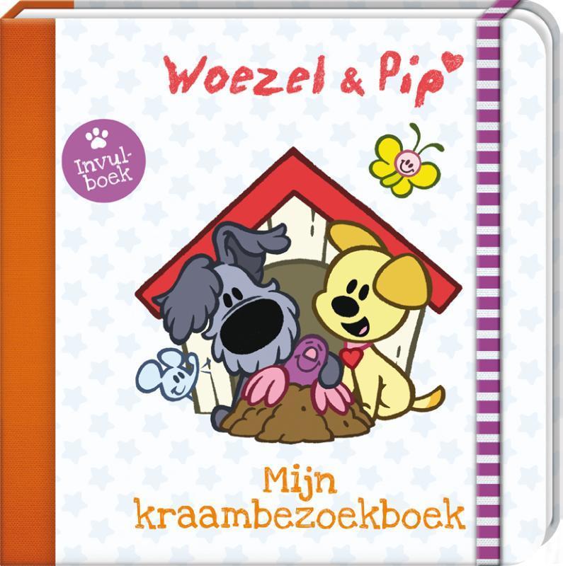 Mijn kraambezoekboek Nederhorst, Guusje, Hardcover