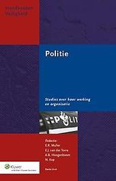 Politie studies over haar werking en organisaties, Paperback