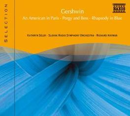 AN AMERICAN IN PARIS S.R.S.O./SALBY G. GERSHWIN, CD