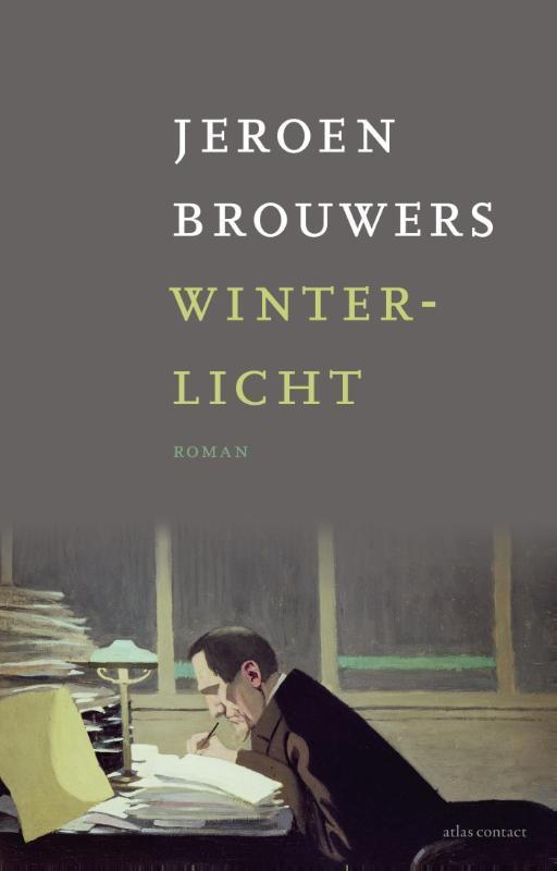Winterlicht een vergeetboek, Jeroen Brouwers, Paperback