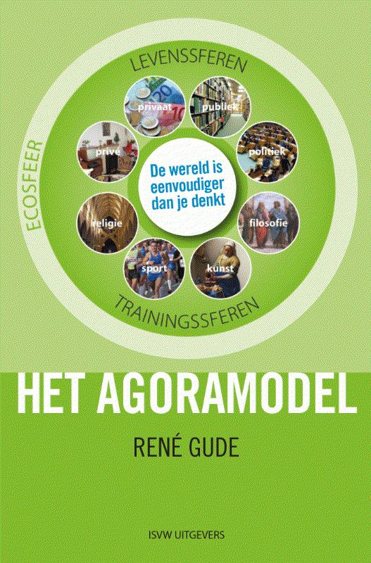 Het agoramodel de wereld is eenvoudiger dan je denkt, Gude, René, Paperback