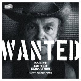 WANTED HAKON AUSTBO, CD