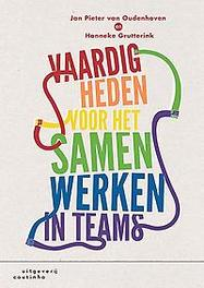 Vaardigheden voor het samenwerken in teams Van Oudenhoven, Jan Pieter, Paperback