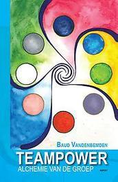 Teampower alchemie van de groep, Vandenbemden, Baud, Paperback