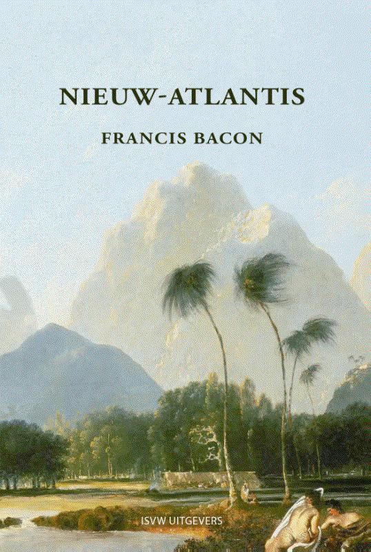 Nieuw-Atlantis Francis Bacon, Paperback