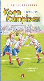 Koen kampioen FRED DIKS luisterboek, Diks, Fred, Audio Visuele Media