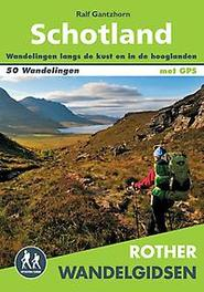 Schotland Wandelingen langs de kust en in de Highlands 50 dag- en meerdaagse wandelingen, Gantzhorn, Ralf, Paperback