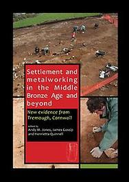 Settlement and metalworking in the Middle Bronze Age and beyond new evidence from Tremough, Cornwall, Andy Jones, Paperback