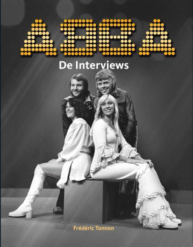 ABBA de interviews, Frédéric Tonnon, Paperback