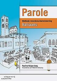 Parole: Italiaans methode woordenschatverwerving Italiaans, Kuiper-Jong, Pauline, Paperback