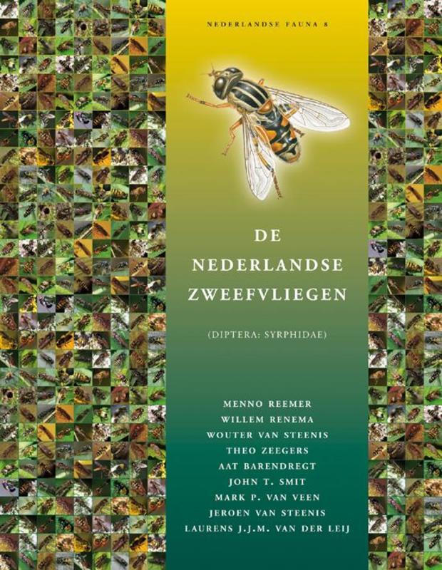 De Nederlandse Zweefvliegen diptera: syrphidae, Van Steenis, Wouter, Hardcover