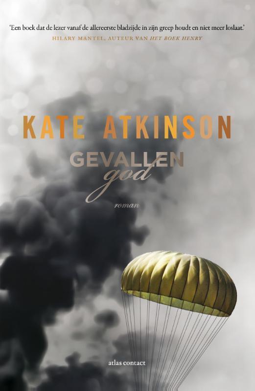 Gevallen god roman, Kate Atkinson, Paperback