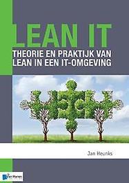 Lean IT – Theorie en praktijk van Lean in een IT-omgeving Jan Heunks, Paperback