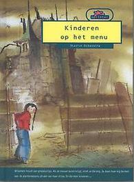 Kinderen op het menu Martin Scherstra, Hardcover