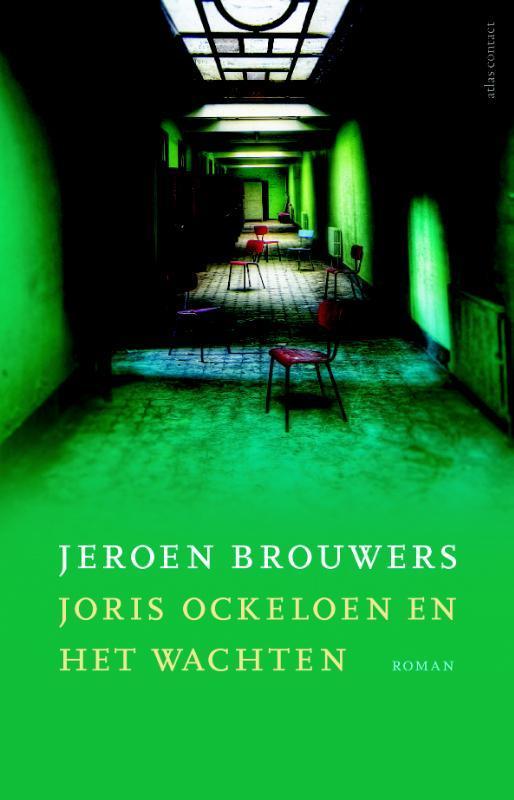 Joris Ockeloen en het wachten Brouwers, Jeroen, Paperback