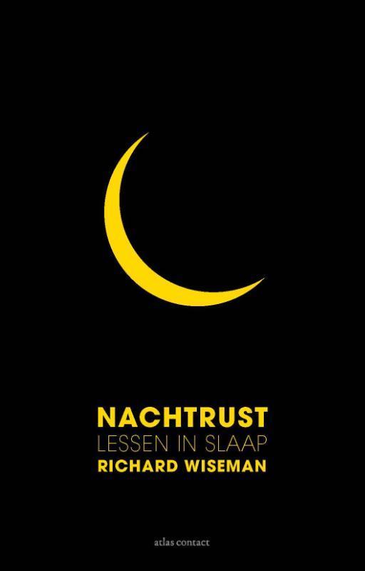Nachtrust lessen in slaap, Wiseman, Richard, Paperback