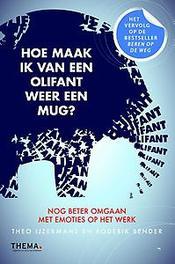 Hoe maak ik van een olifant weer een mug? rationele effectiviteitstraining voor gevorderden, IJzermans, Theo, Paperback