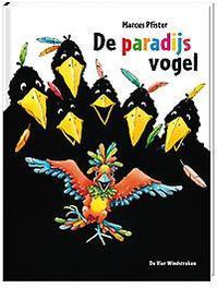De paradijsvogel Pfister, Marcus, Hardcover