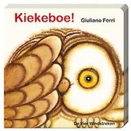 Kiekeboe! Giuliano Ferri, Hardcover