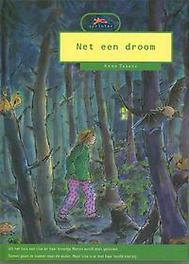 Net een droom Anne Takens, Hardcover