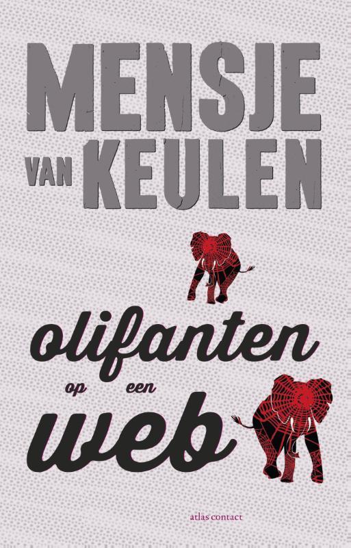 Olifanten op een web Mensje van Keulen, Paperback