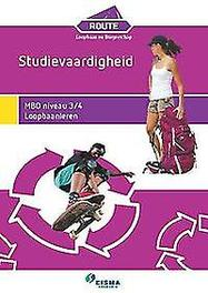 Studievaardigheid: MBO niveau 3/4 Loopbaanleren loopbaan en burgerschap, Klaas van den Herik, Paperback