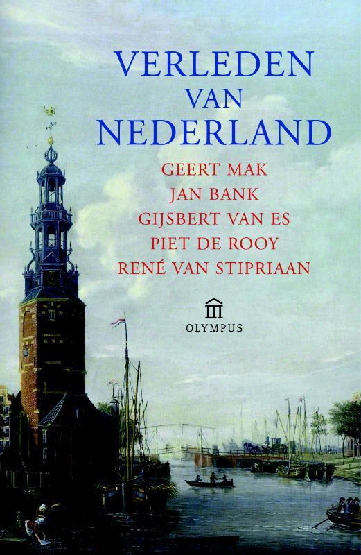 Verleden van Nederland Mak, Geert, Paperback