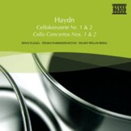 CELLO CONCERTOS NO.1 & 2 KLIEGEL/MULLER-BRUHL J. HAYDN, CD