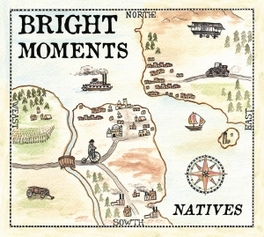 NATIVES NATIVES IS A LONG-PLAYER CREATED TO BE LOST IN BRIGHT MOMENTS, CD