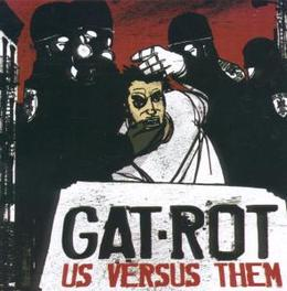 US VERSUS THEM Audio CD, GAT-ROT, CD