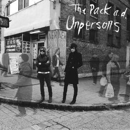 UNPERSONS PACK A.D., CD