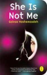 She is not me Hashemzadeh, Golnaz, Paperback