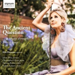 ANCIENT QUESTION PITTMANN/BLISS/GYLNN/BOWES/KALJUSTE V/A, CD