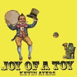 JOY OF A TOY-HQ/GATEFOLD- 180GR. AUDIOPHILE VINYL KEVIN AYERS, Vinyl LP