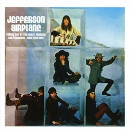 FAMILY DOG AT THE GREAT.. .. HIGHWAY SF - JUNE 11TH 1969 JEFFERSON AIRPLANE, CD