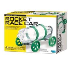 4M Science in action: RAKET RACE WAGEN