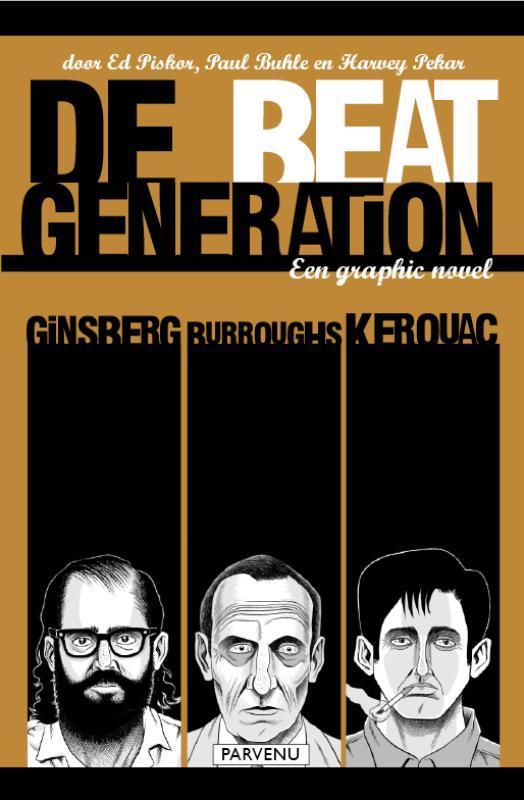 De Beat Generation een geïllustreerde geschiedenis, Harvey Pekar, Paperback