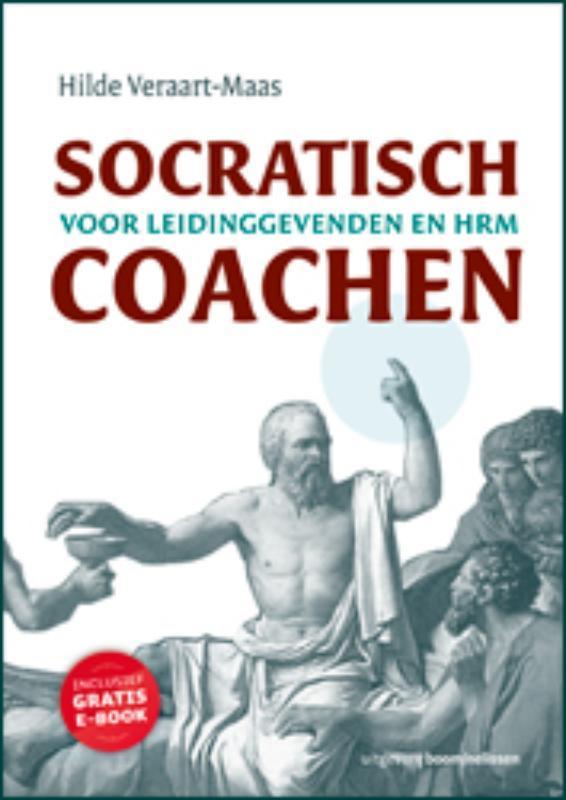 Socratisch coachen voor leidinggevenden en HRM Veraart-Maas, Hilde, Paperback