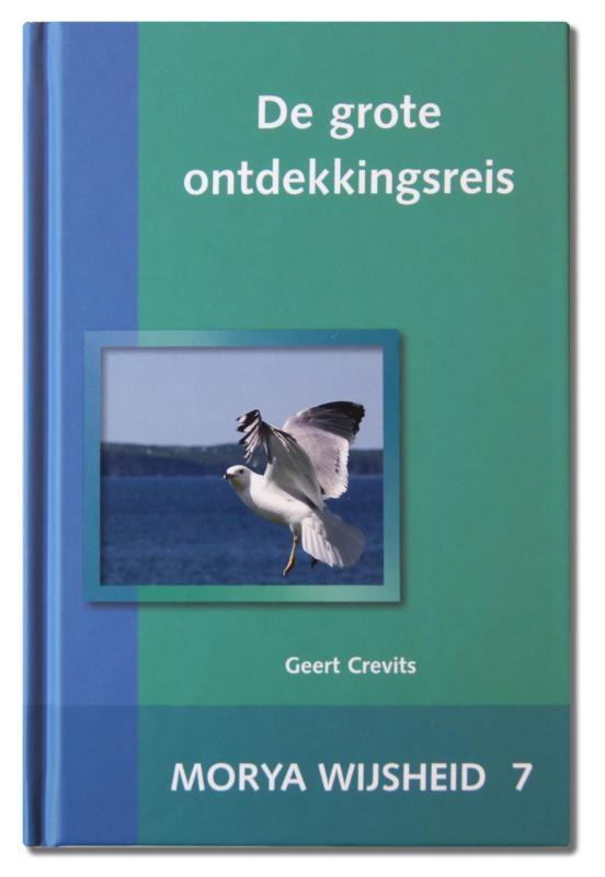 De grote ontdekkingsreis Wijsheid, Geert Crevits, Hardcover