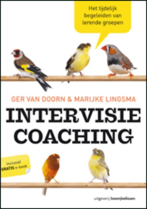 Intervisiecoaching kortdurende begeleiding van lerende groepen, Van Doorn, Ger, Paperback