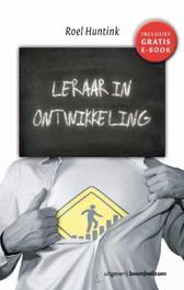 Leraar in ontwikkeling Huntink, Roel, Paperback