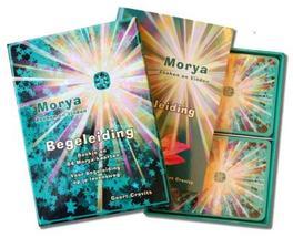 Begeleiding boekje en 64 Morya-kaarten voor begeleiding op je levensweg, Morya, Paperback